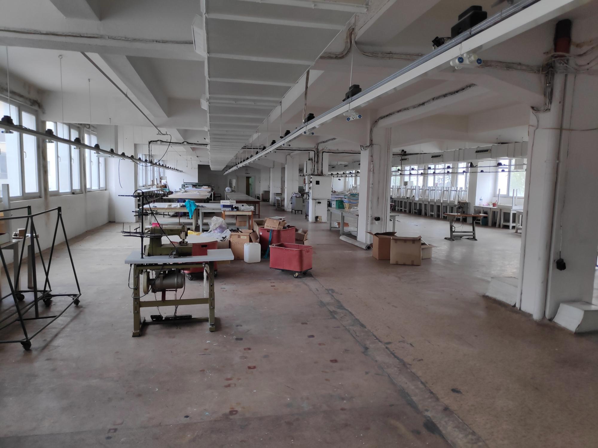 Етаж от сграда под наем за производство