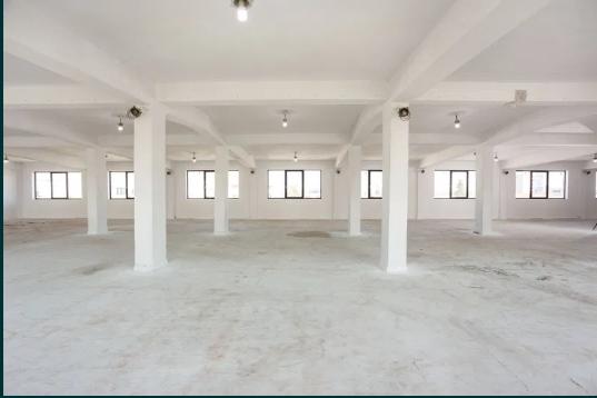 Реновирано хале за производство и офис