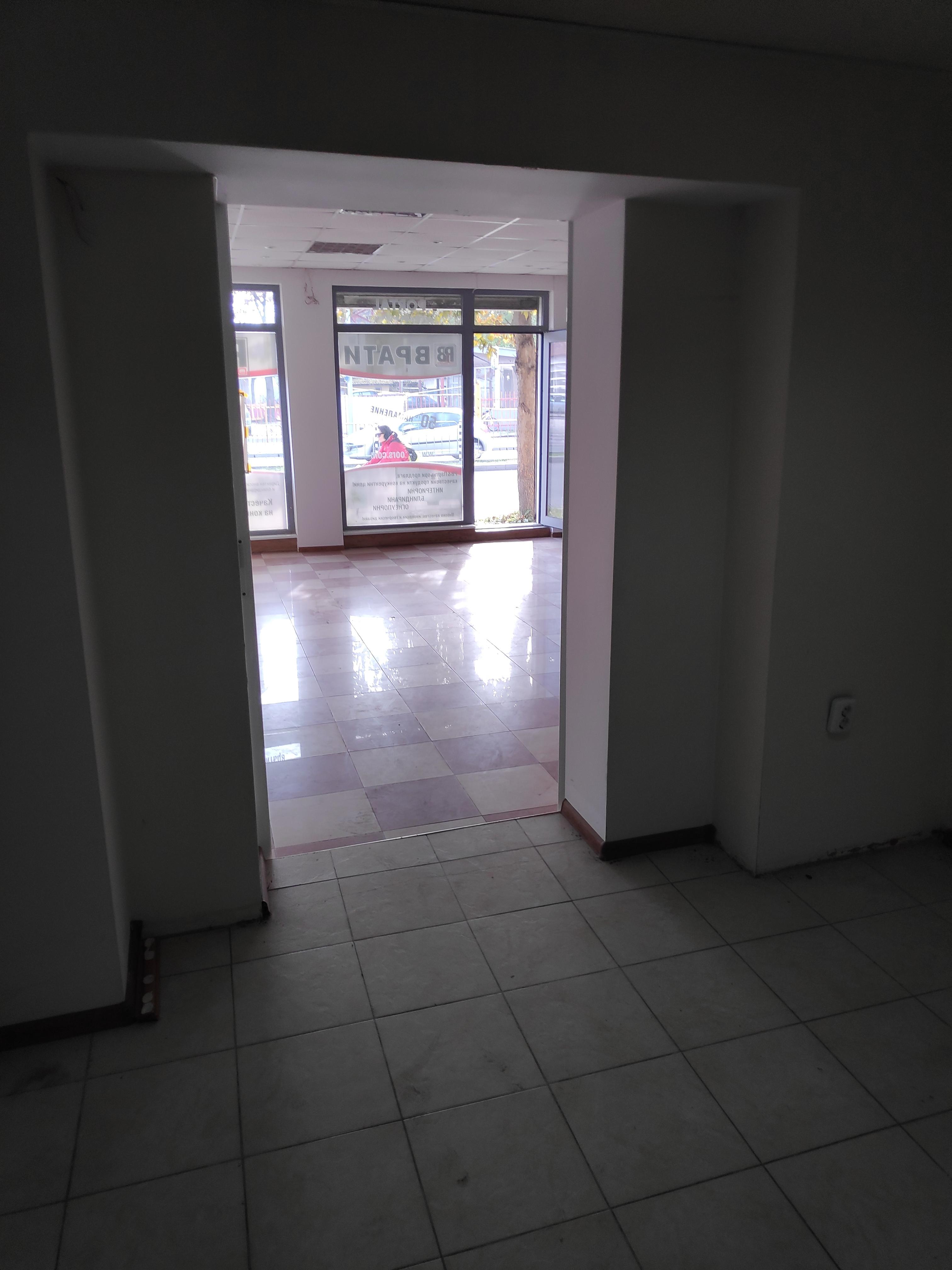 Отдава Магазини/офис на централен булевард