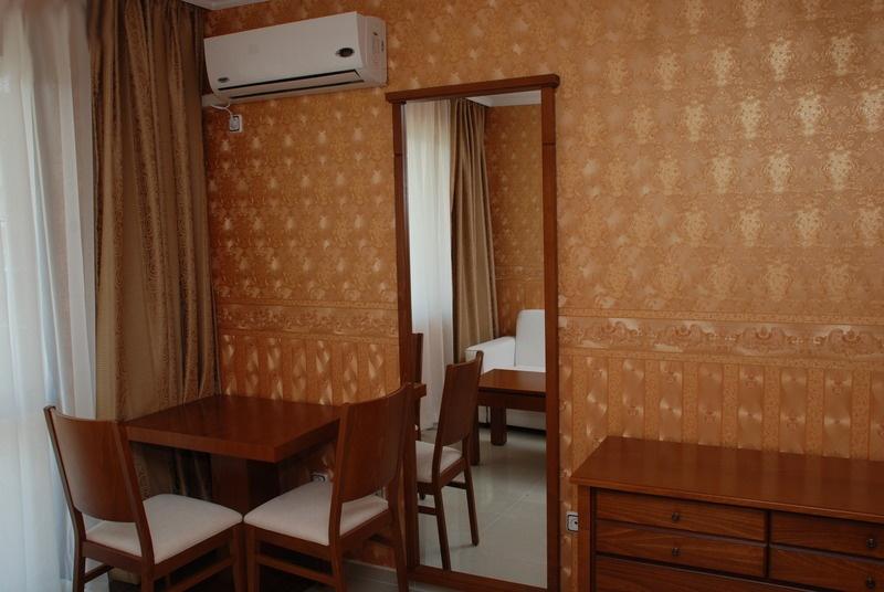Двустайни апартаменти на морето