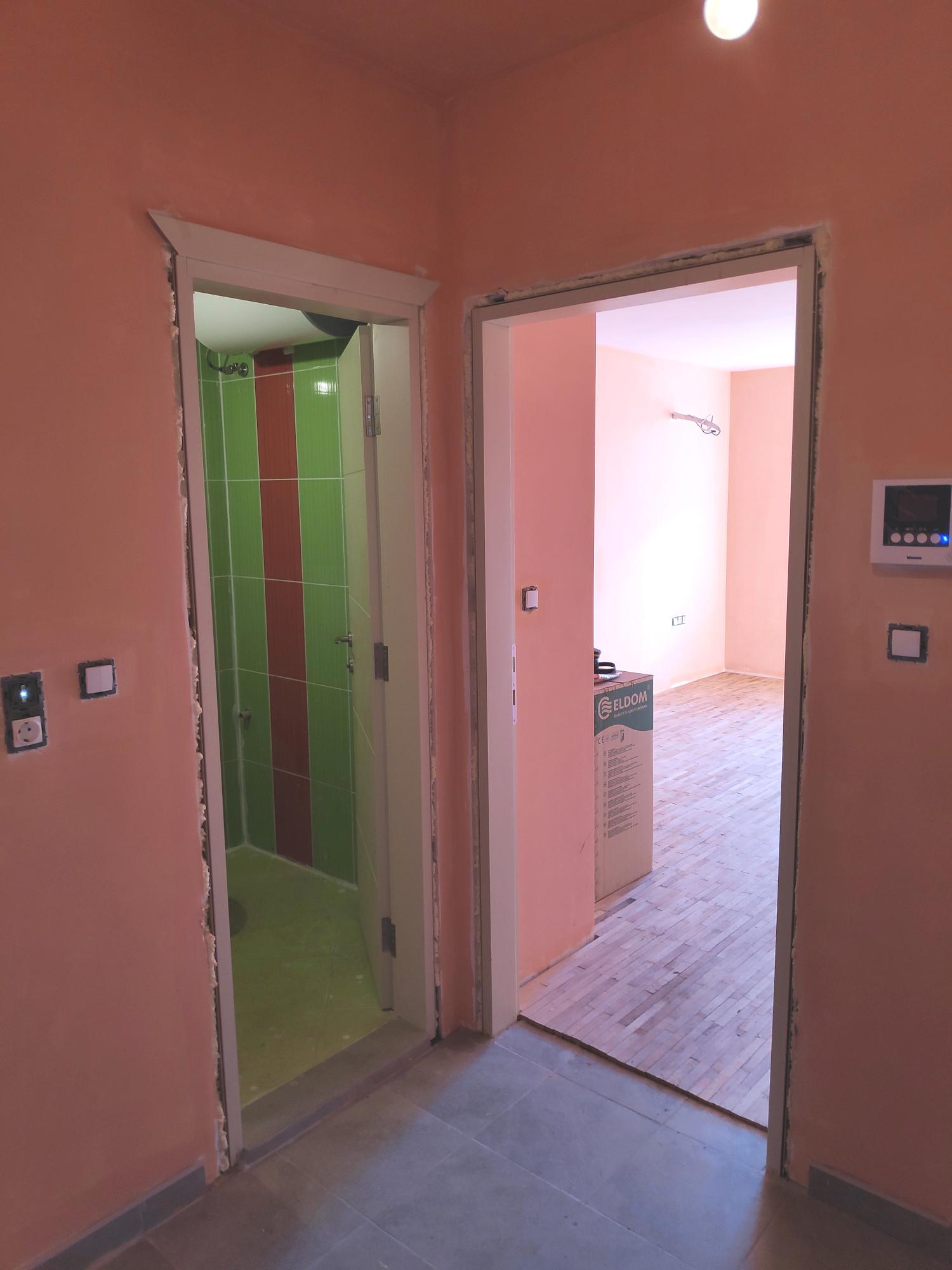 Ново двустайно жилище 72 кв. в района на маг. Метро, кв. Тракия